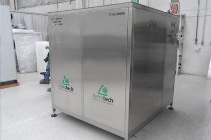 Ultrasonidos: la forma más ecológica de limpiar