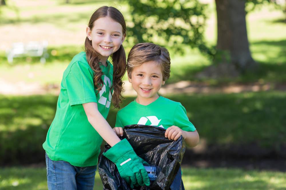 Escuelas verdes, concienciando desde la infancia
