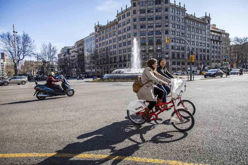 Barcelona, una ciudad ecológica