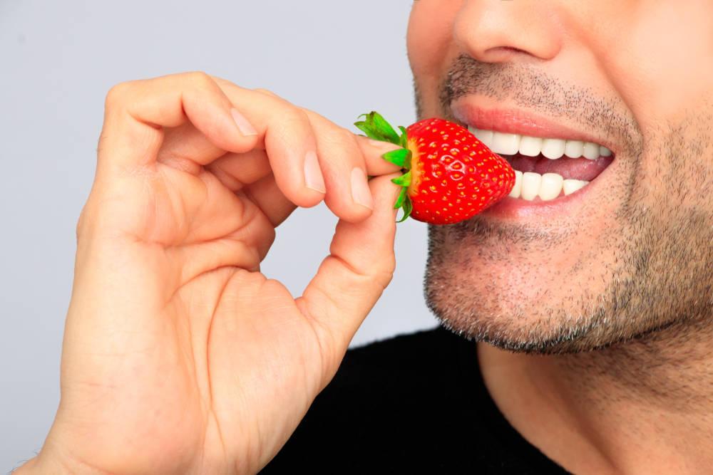 Qué alimentos son buenos para los dientes