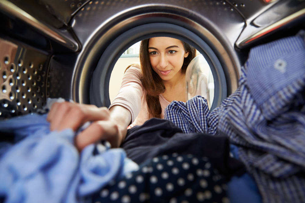 Si quieres ahorrar dinero y energía, lleva tu colada a la lavandería