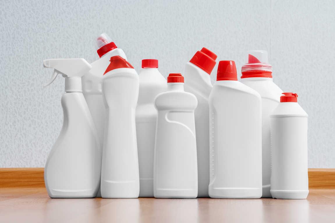 Alternativas naturales a los productos químicos de limpieza