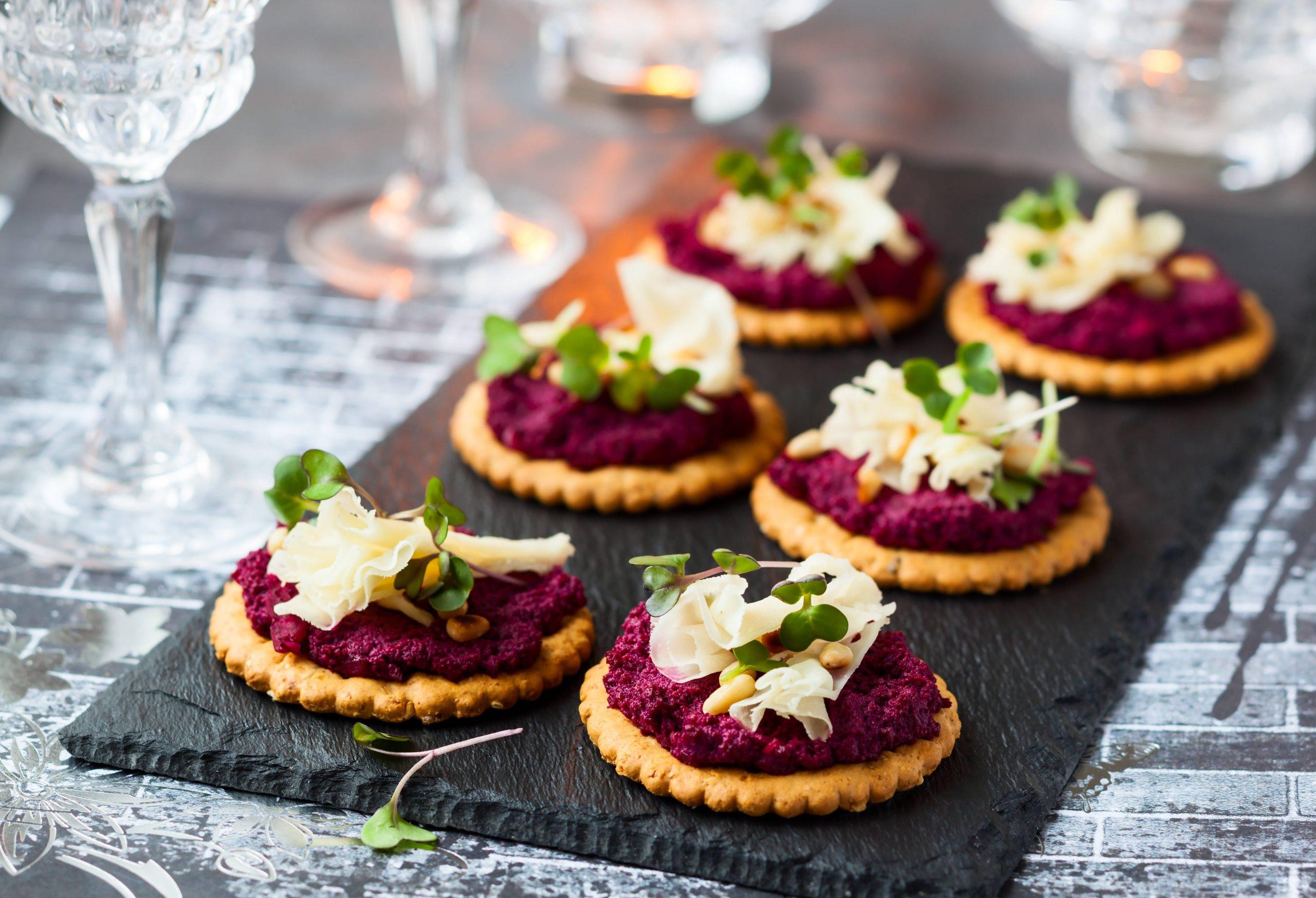 Cómo podemos elegir un buen catering vegano