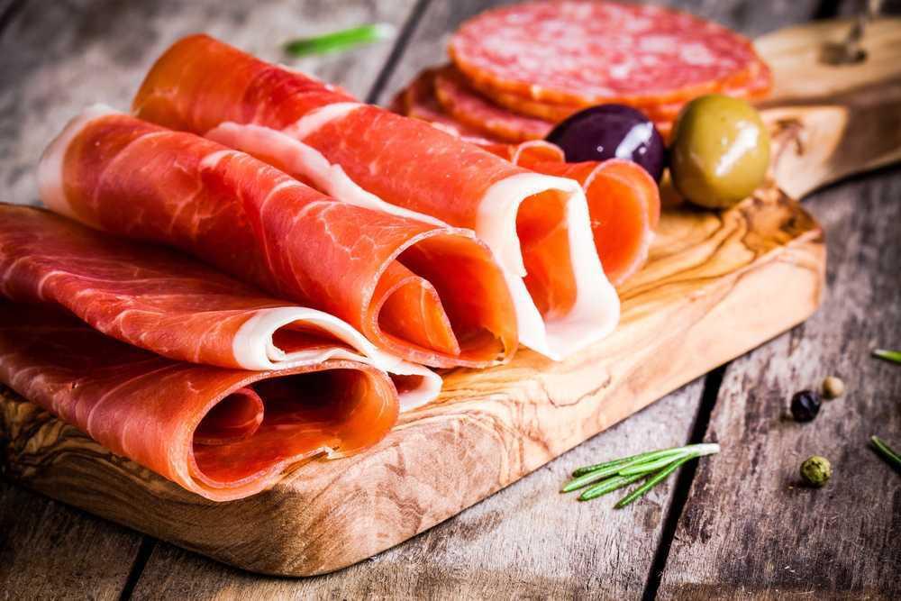 El jamón serrano, un alimento rico y con grandes beneficios para nuestra salud